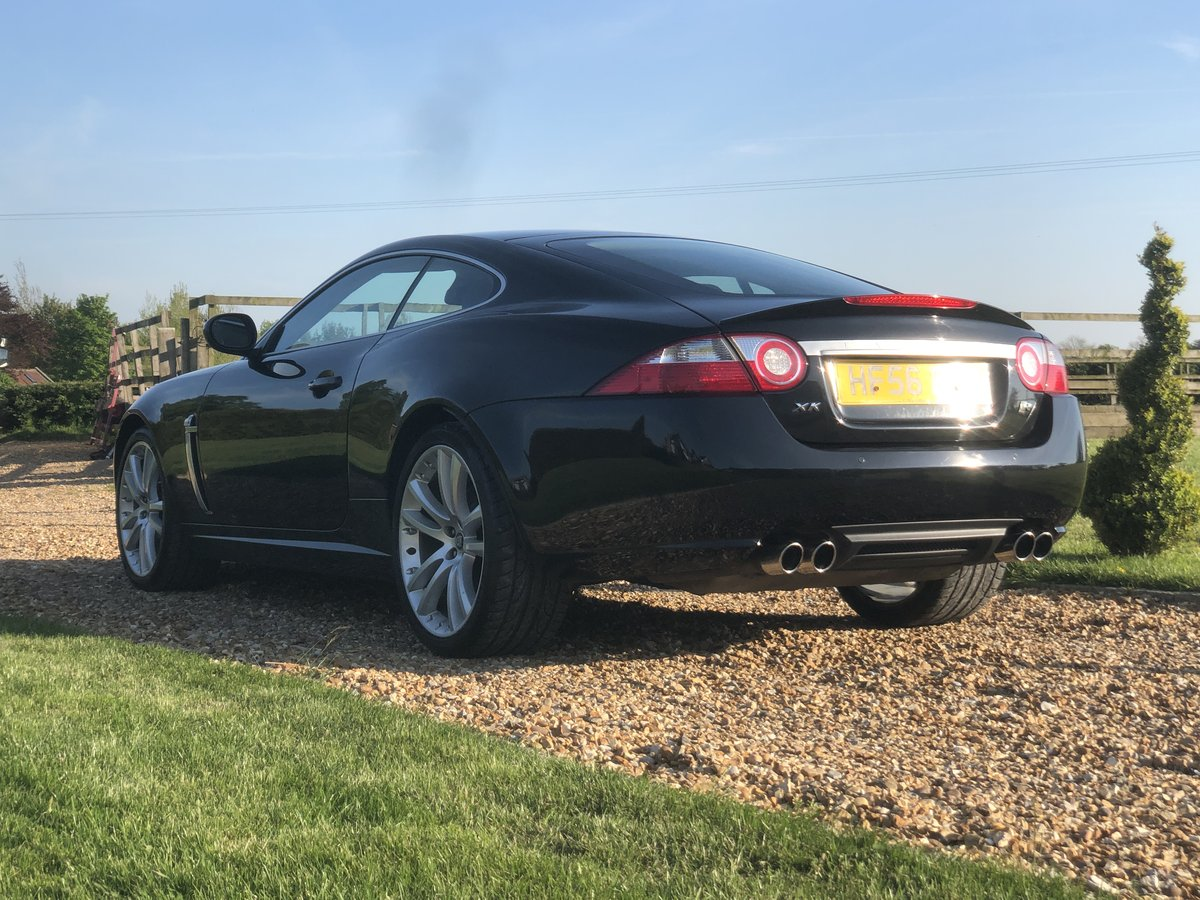 2007 Jaguar XKR Coupe 4.2 Supercharger ****FJSH**** For Sale (picture 2 of 6)