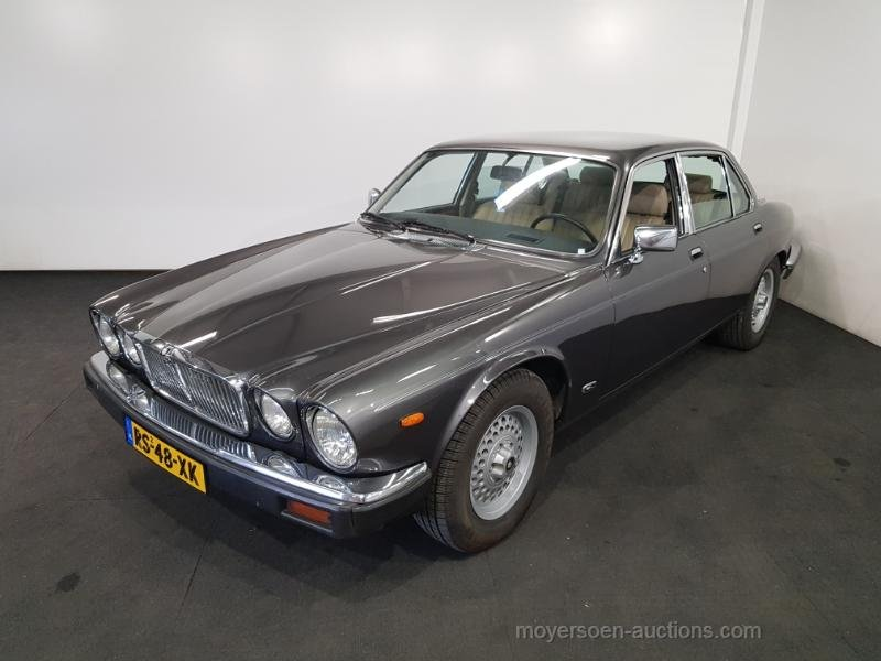 Jaguar XJ V12 1987  For Sale by Auction (picture 1 of 6)