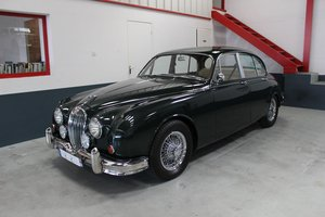 1962 Jaguar MK2 3,8L upgraded For Sale