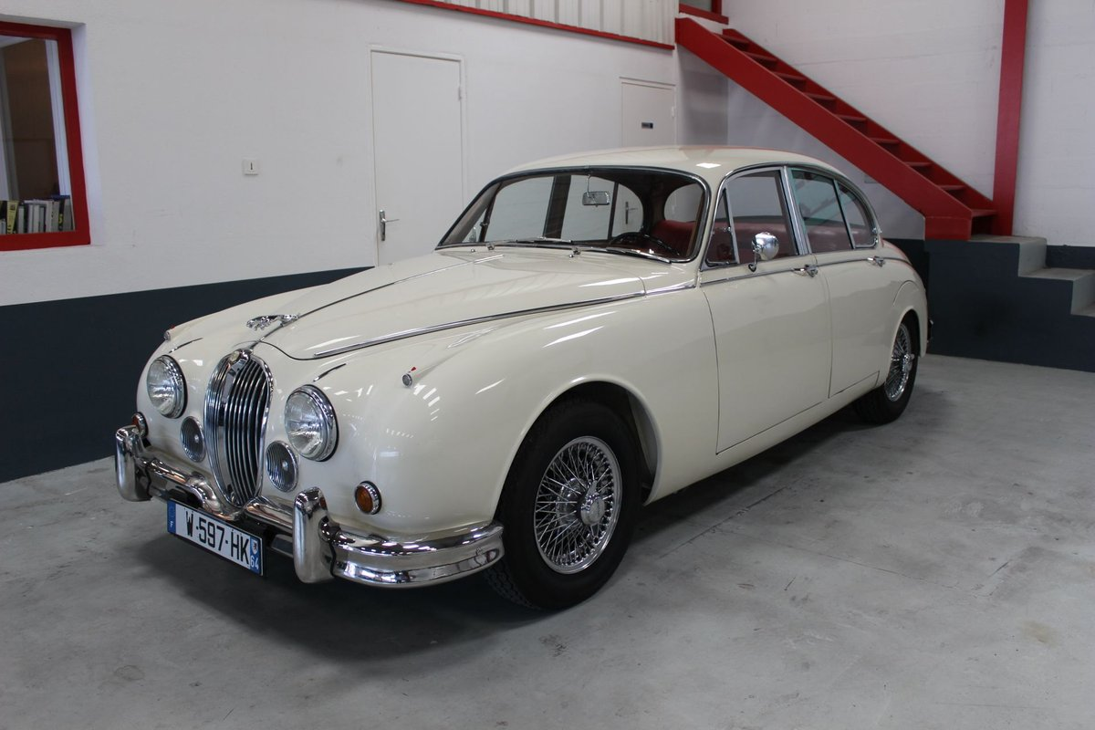 1962 Jaguar MK2 3,8L Getrag Gearbox, power steering For Sale (picture 1 of 6)