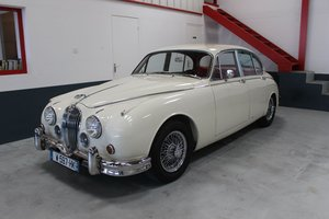 1962 Jaguar MK2 3,8L Getrag Gearbox, power steering For Sale