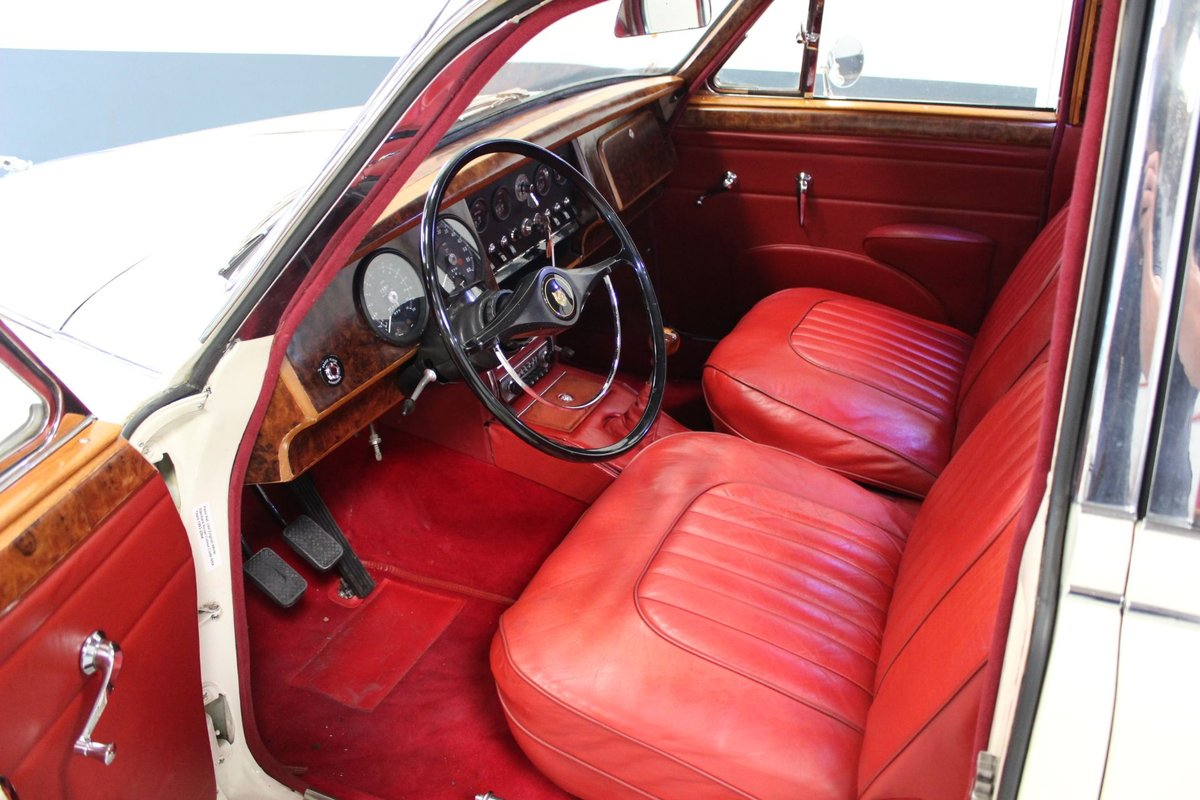 1962 Jaguar MK2 3,8L Getrag Gearbox, power steering For Sale (picture 3 of 6)