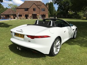 """2015 Absolutely stunning f type convertible """"S"""" 380bhp  For Sale"""
