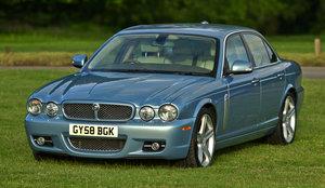 2008 Jaguar XJR 4.2 litre supercharged Saloon (X358) For Sale