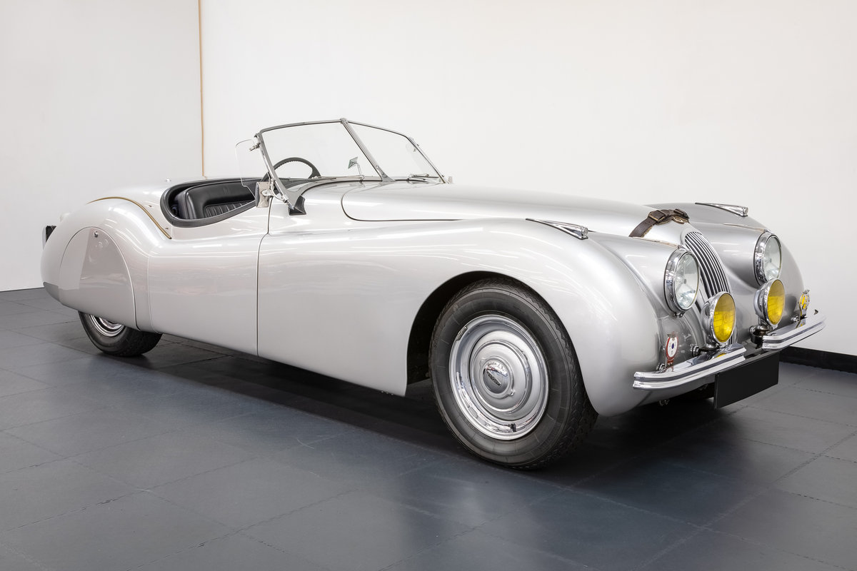 Jaguar XK120 Roadster Alloy Body 1949 For Sale   Car And Classic