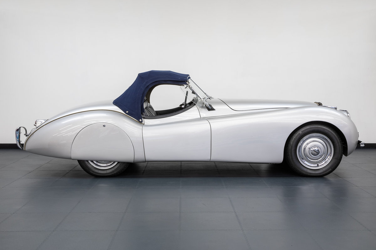 Jaguar XK120 Roadster Alloy Body 1949 For Sale (picture 3 of 6)