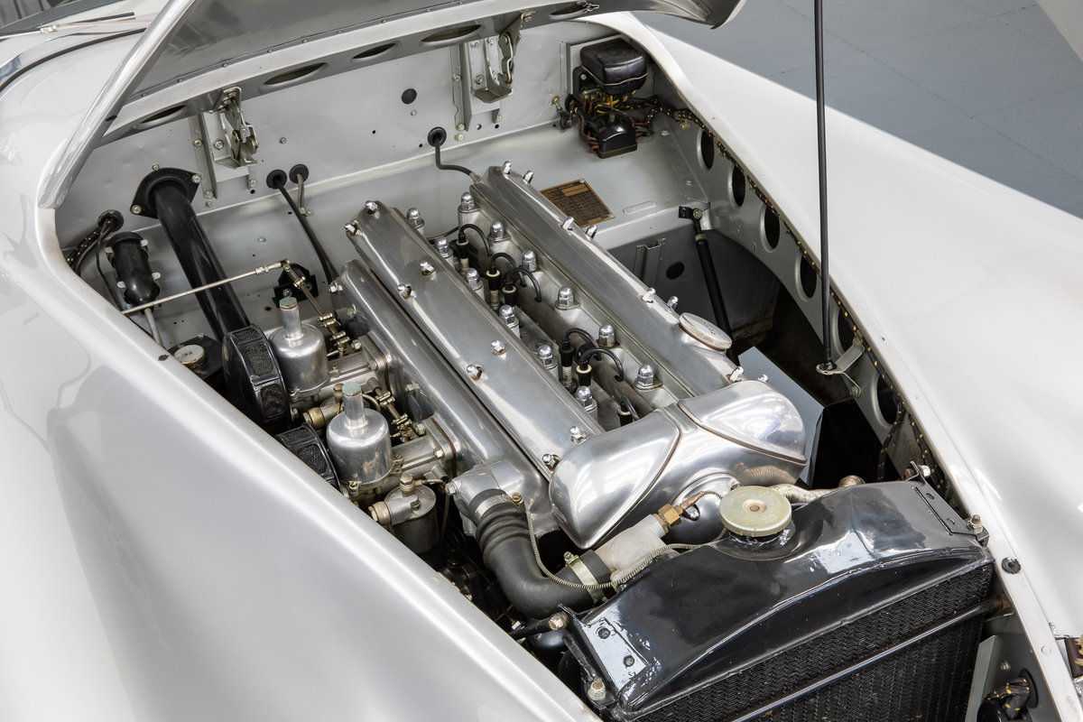 Jaguar XK120 Roadster Alloy Body 1949 For Sale (picture 6 of 6)