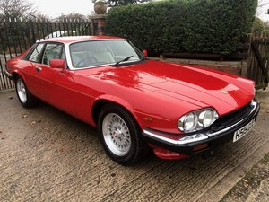 Jaguar XJS Le Mans Limited Edition No 206 of 280 Built