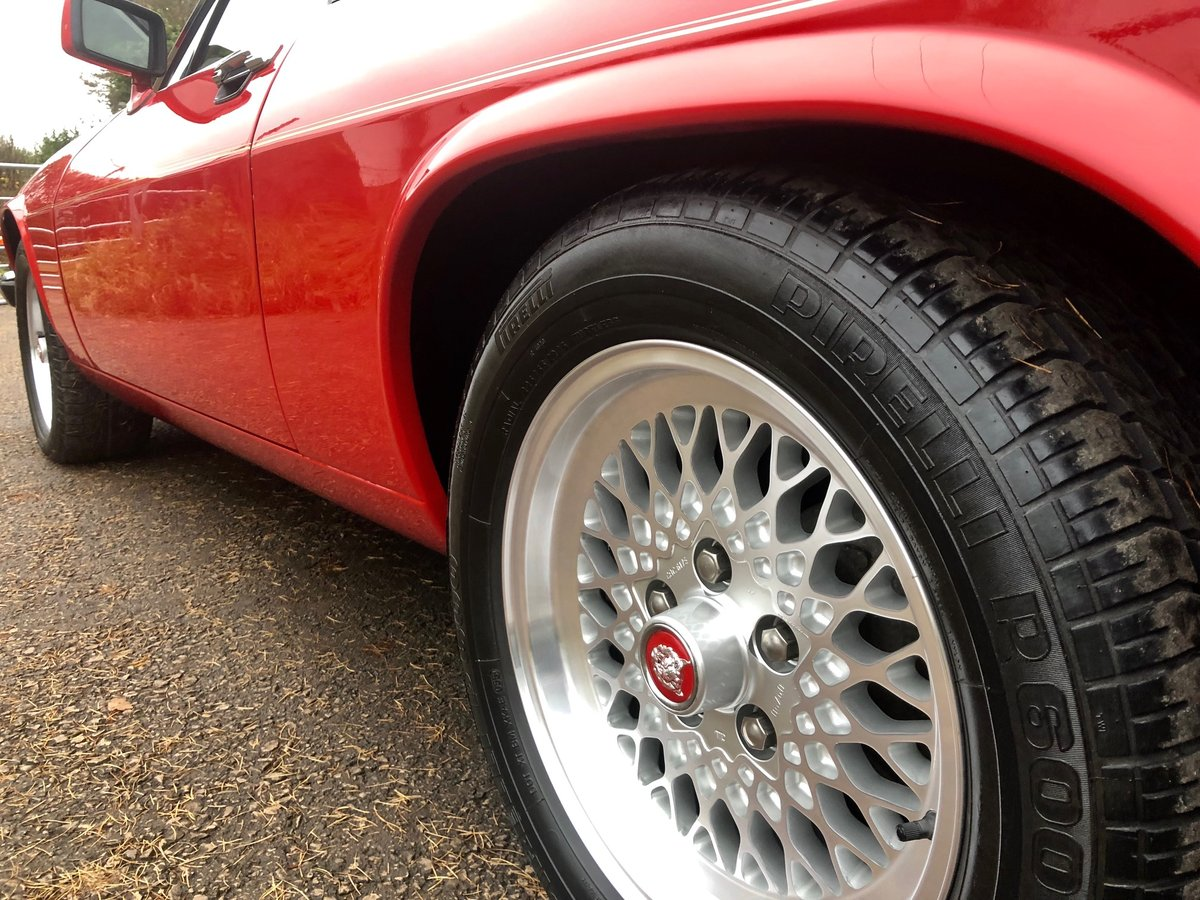 1991 Jaguar XJS Le Mans Limited Edition No 206 of 280 Built For Sale (picture 2 of 6)
