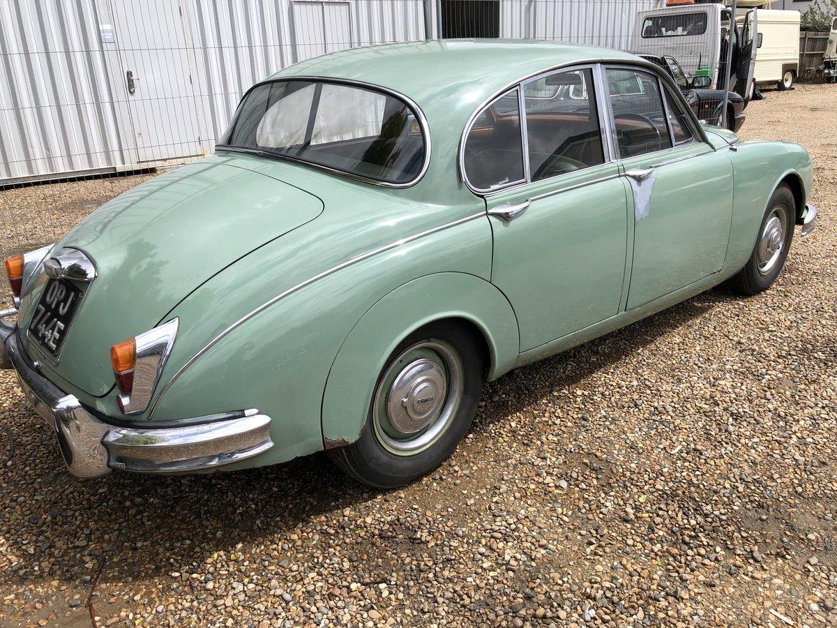 Jaguar 2.4 mk2 1967 / 240  For Sale (picture 2 of 6)