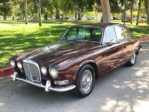 1967 JAGUAR 420 SOLD