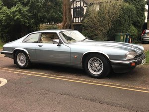 1991 Jaguar 4.0 Xjs Manual face lift For Sale