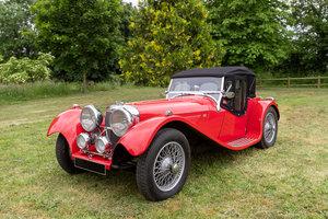 Jaguar SS1 16HP 1935 - Expertised and Guaranteed