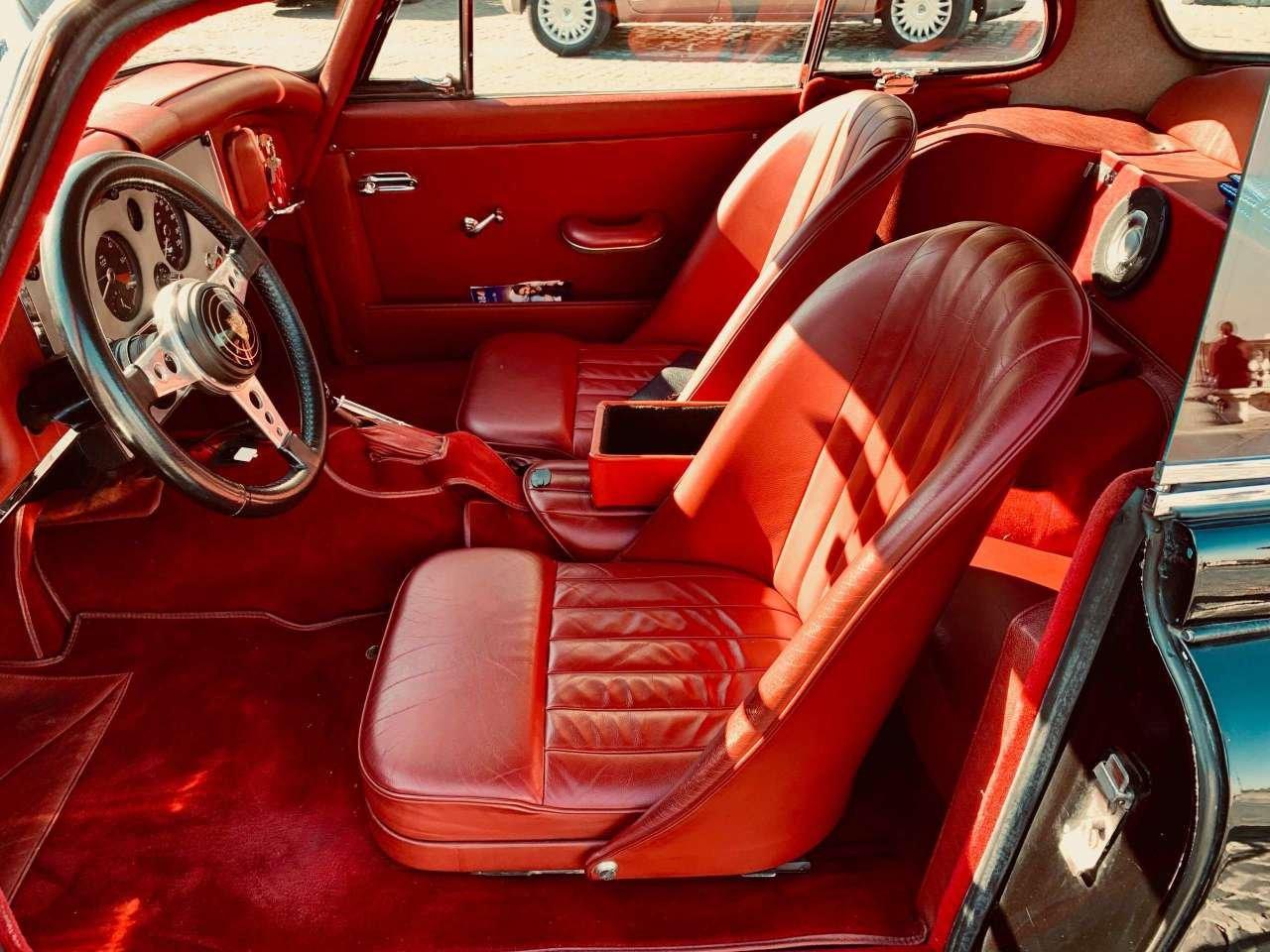 1961  jaguar xk xk 150 f.h.c. For Sale (picture 5 of 6)