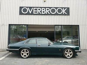 1992 Jaguar XJS V12 MANUAL GEARBOX FACELIFT MODEL 44K MILES  For Sale