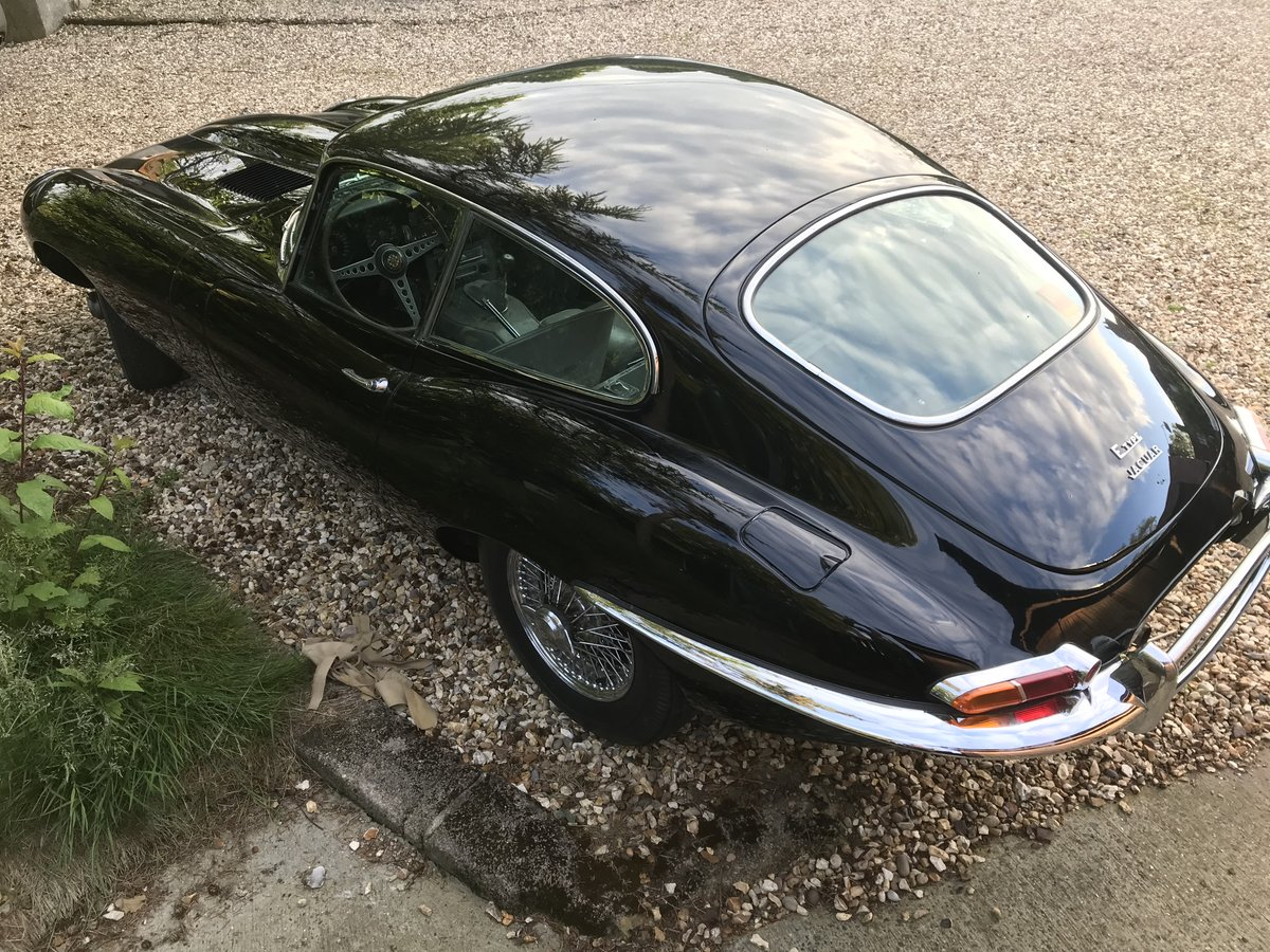 1964 JAGUAR E-TYPE S1 3.8 FHC LHD For Sale (picture 3 of 6)