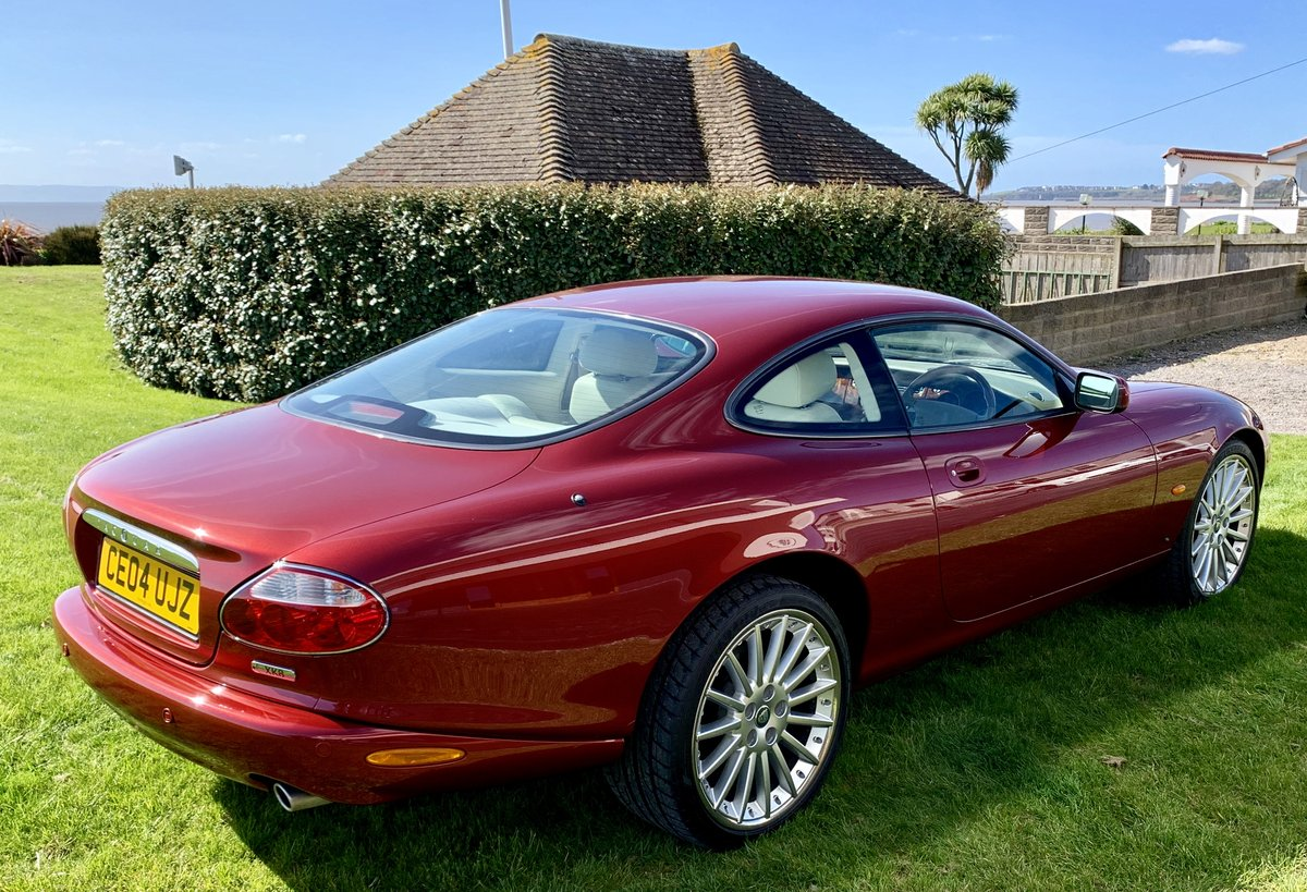 2004 Jaguar XK8 4.2 Auto - FSH, Immaculate For Sale (picture 2 of 6)