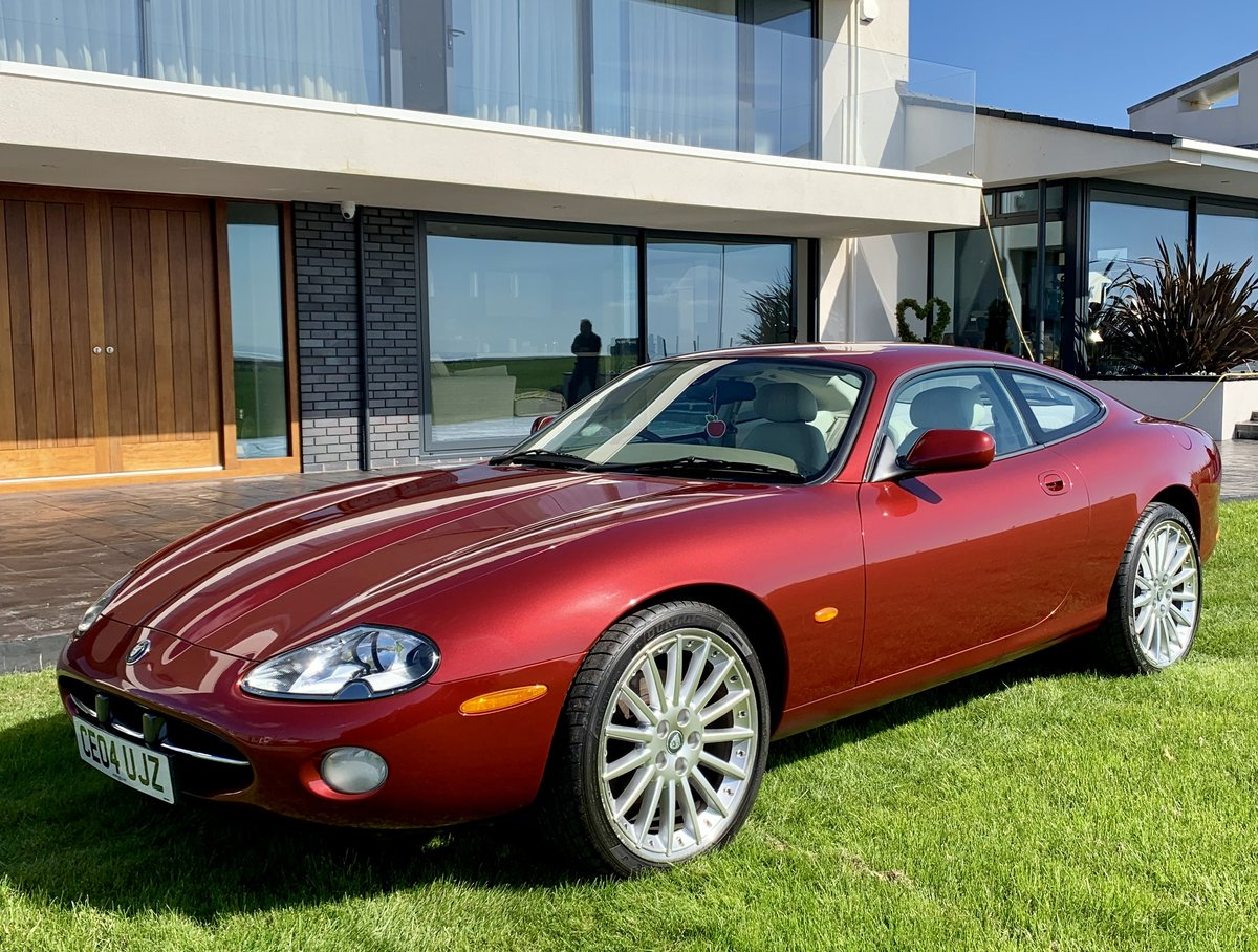 2004 Jaguar XK8 4.2 Auto - FSH, Immaculate For Sale (picture 3 of 6)