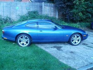 2003 An immaculate Jaguar XK8 sports car For Sale
