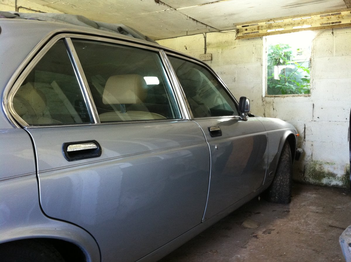 1986 Jaguar XJ12 in need of some love For Sale   Car And ...