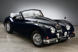 1956 Jaguar XK 140 DHC For Sale