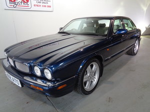 1998 Xjr supercharger - 31,000 miles from new !! For Sale
