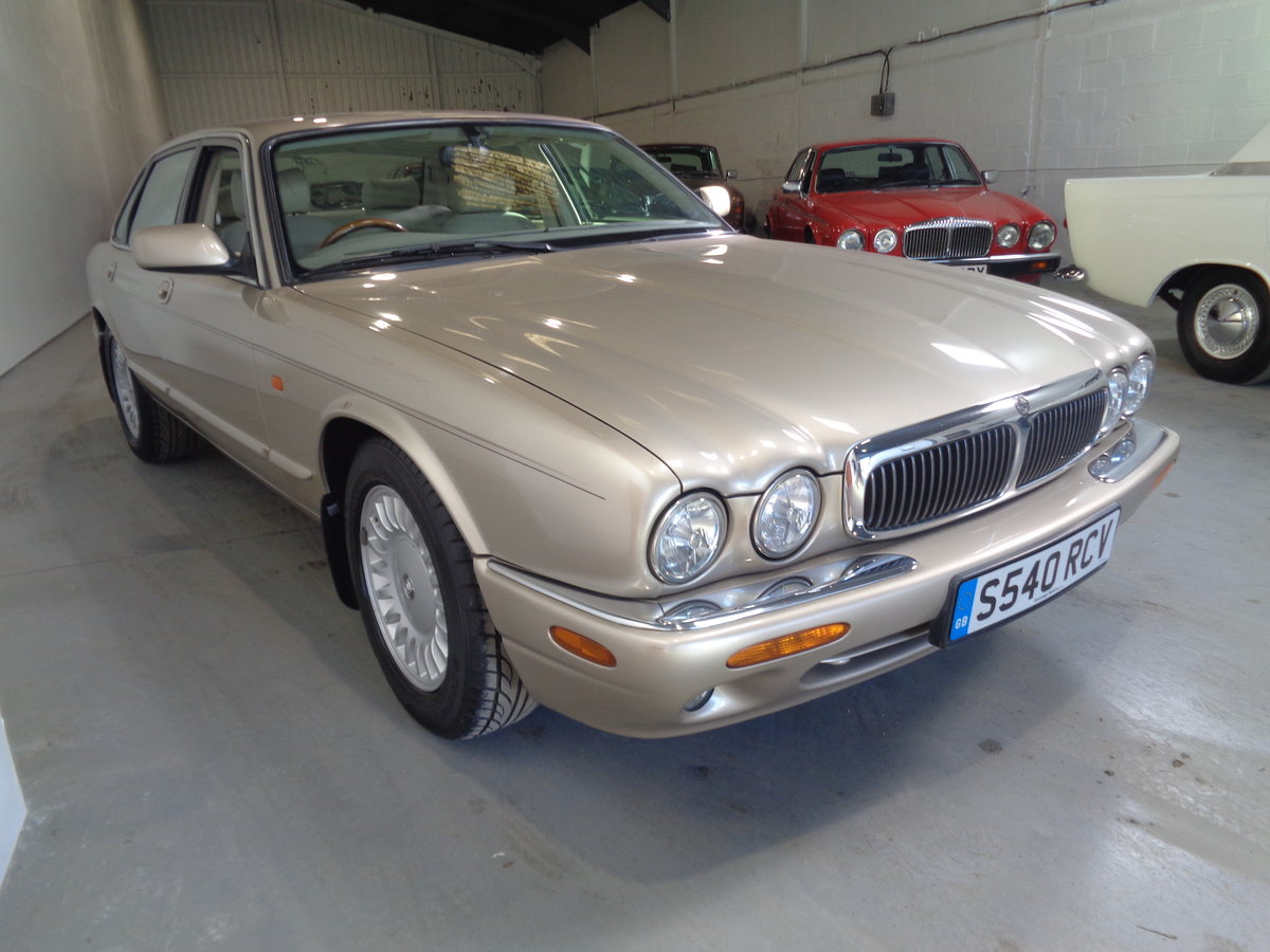 1998 Lovely xj8 - 76k fsh and lovely !! For Sale (picture 2 of 6)