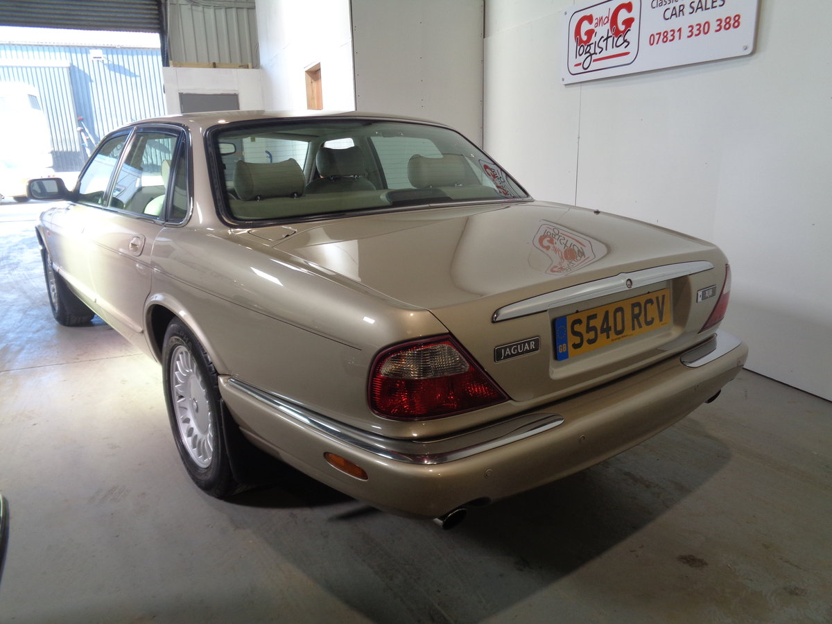 1998 Lovely xj8 - 76k fsh and lovely !! For Sale (picture 3 of 6)