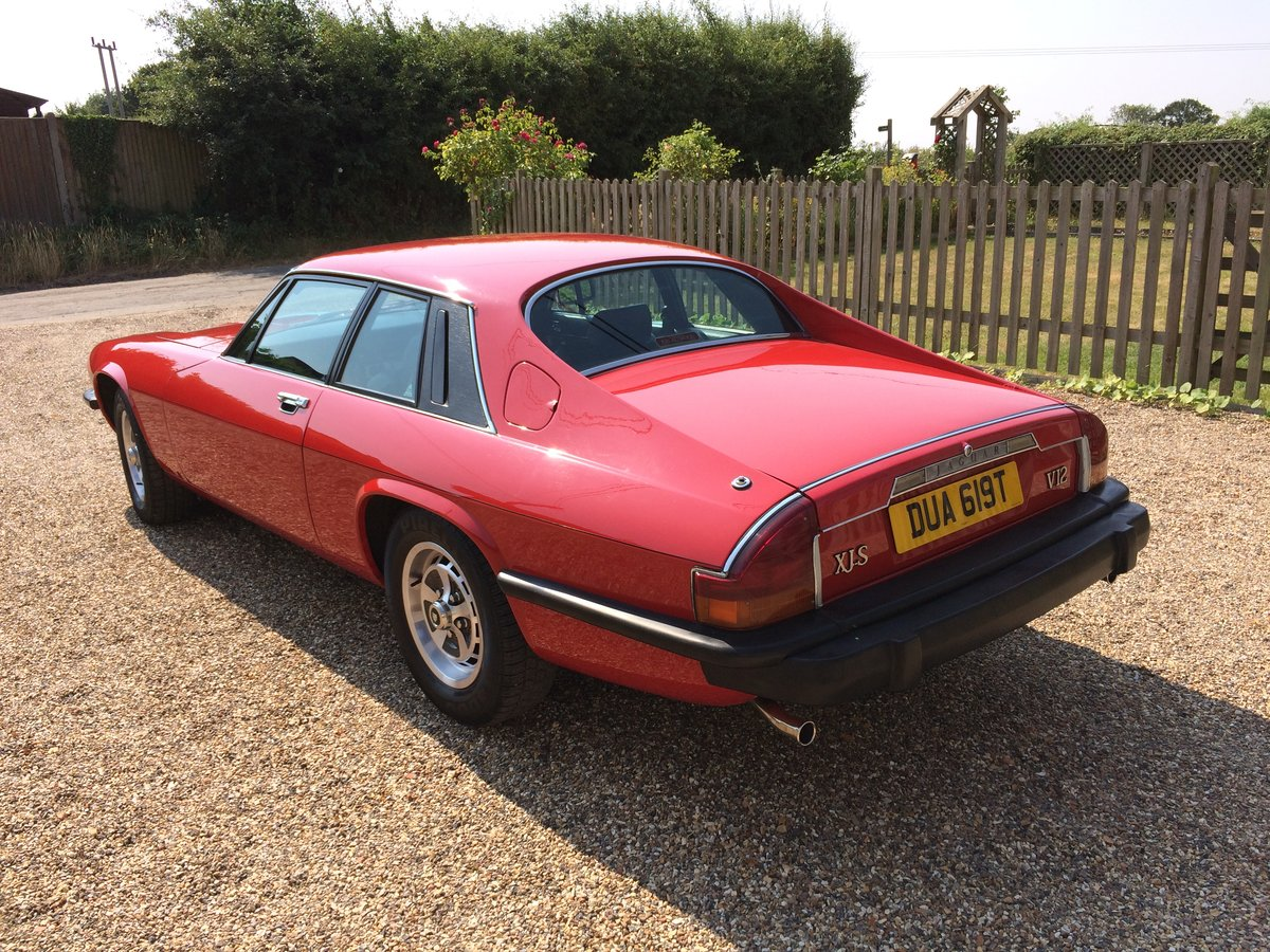 JAGUAR XJS Pre HE V12 5.3  AUTO 1978 For Sale (picture 3 of 6)