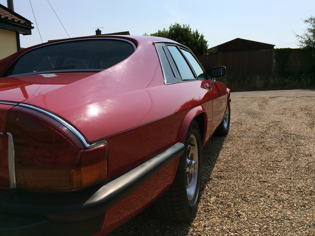 JAGUAR XJS Pre HE V12 5.3  AUTO 1978 For Sale (picture 6 of 6)