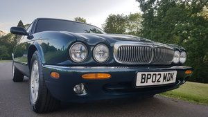 2002 02 jaguar xj xj8 3.2 v8 lwb For Sale