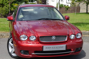 2009 JAGUAR X-TYPE 2.2D SE 4dr AUTO ** FULL SERVICE HISTORY** For Sale