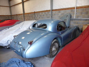 1954 Jaguar XK120 For Sale