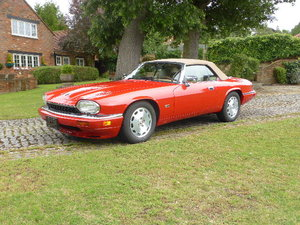 1995 Jaguar XJS 4.0L Celebration For Sale