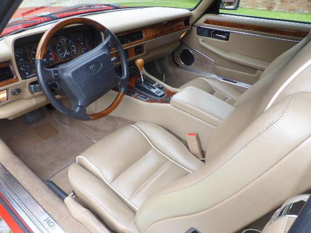 1995 Jaguar XJS 4.0L Celebration For Sale (picture 4 of 6)