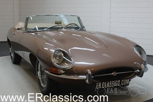 Jaguar E-type Series 1 convertible 1961 Outside bonnet lock For Sale