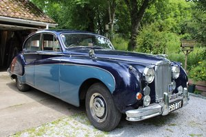 Jaguar MKIX 1960 - To be auctioned 26-07-19 For Sale by Auction
