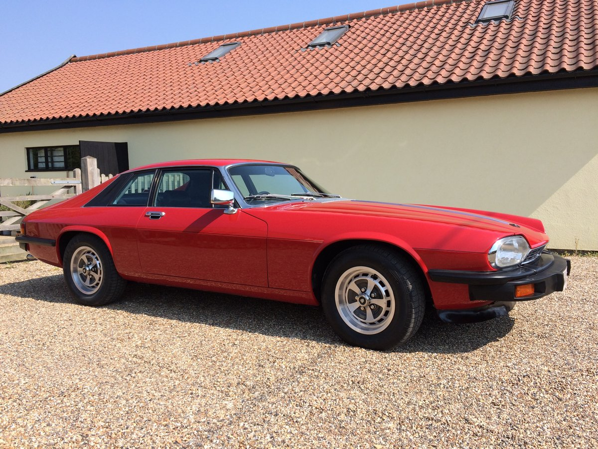 JAGUAR XJS Pre HE V12 5.3  AUTO 1978 For Sale (picture 1 of 6)