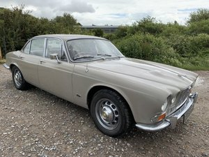 1970 Jaguar XJ6 Series 1 4.2 MOD For Sale by Auction