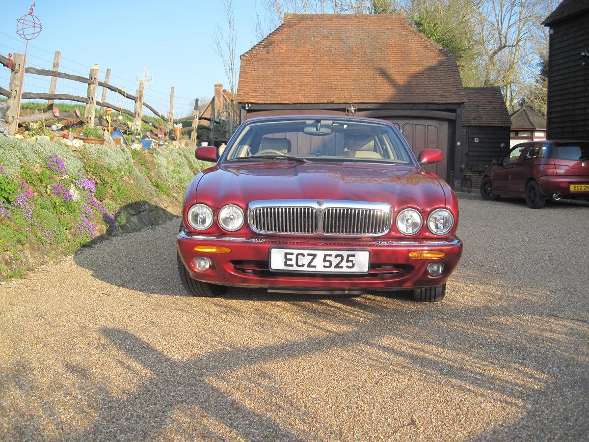 1999 Jaguar Sovereign SWB 4.0 litre V8  XJ8. For Sale (picture 6 of 6)