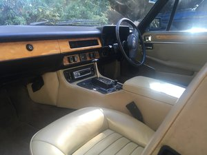 1984 Jaguar XJS HE V12 For Sale