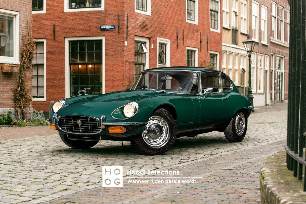 1973 JAGUAR E-TYPE   TYPE III   5.3 LITER V12   2+2 For Sale (picture 1 of 6)