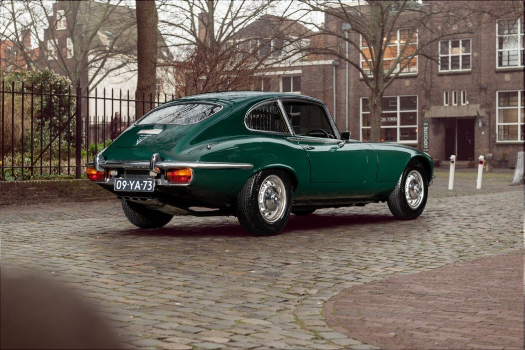 1973 JAGUAR E-TYPE   TYPE III   5.3 LITER V12   2+2 For Sale (picture 2 of 6)