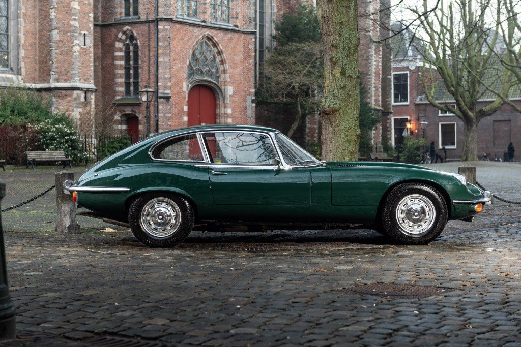 1973 JAGUAR E-TYPE   TYPE III   5.3 LITER V12   2+2 For Sale (picture 3 of 6)