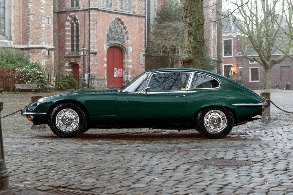 1973 JAGUAR E-TYPE   TYPE III   5.3 LITER V12   2+2 For Sale (picture 4 of 6)