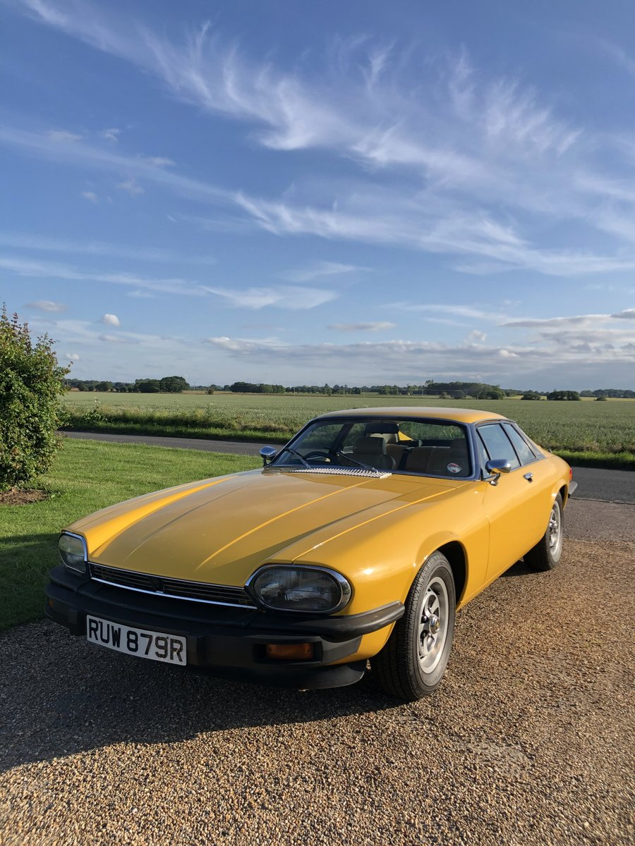 1977 Jaguar XJ-S pre HE Genuine Manual gearbox model For Sale   Car And Classic