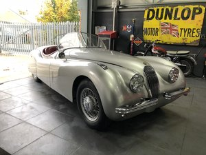 1951 Jaguar XK120 OTS, RHD and matching numbers For Sale