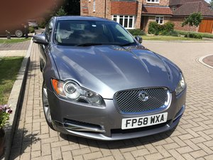 2008 Jaguar XF Premium Luxury Diesel  SOLD