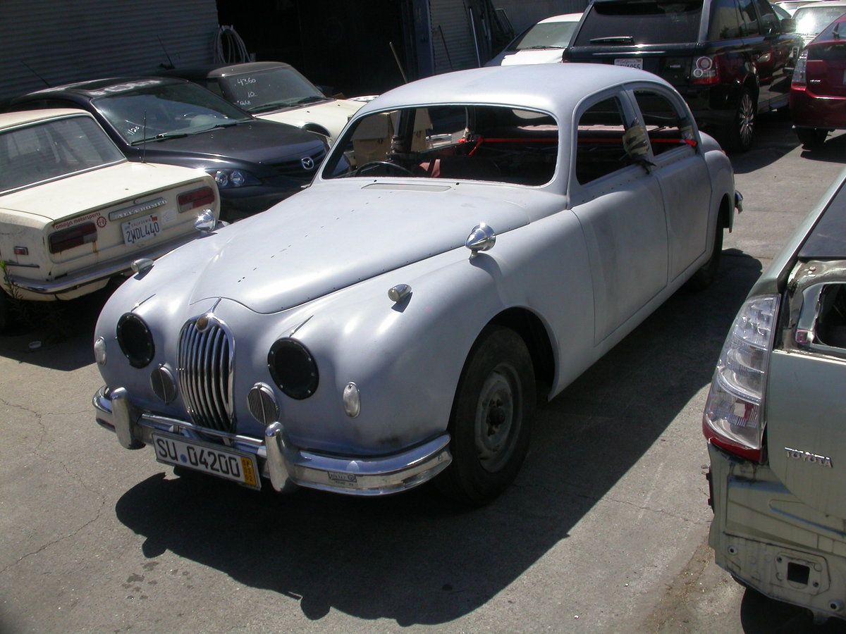 1955 EARLY RHD 2.4 4SPD O/D 70% RESTORED  For Sale (picture 2 of 6)