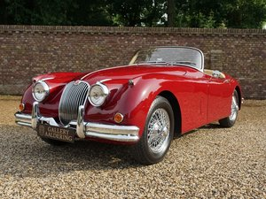1958 Jaguar XK 150 OTS Roadster TOP condition, bare-metal restore For Sale